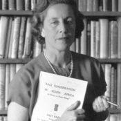 International Human Rights Day: Cincinnati Honors Legacy of Helen Suzman