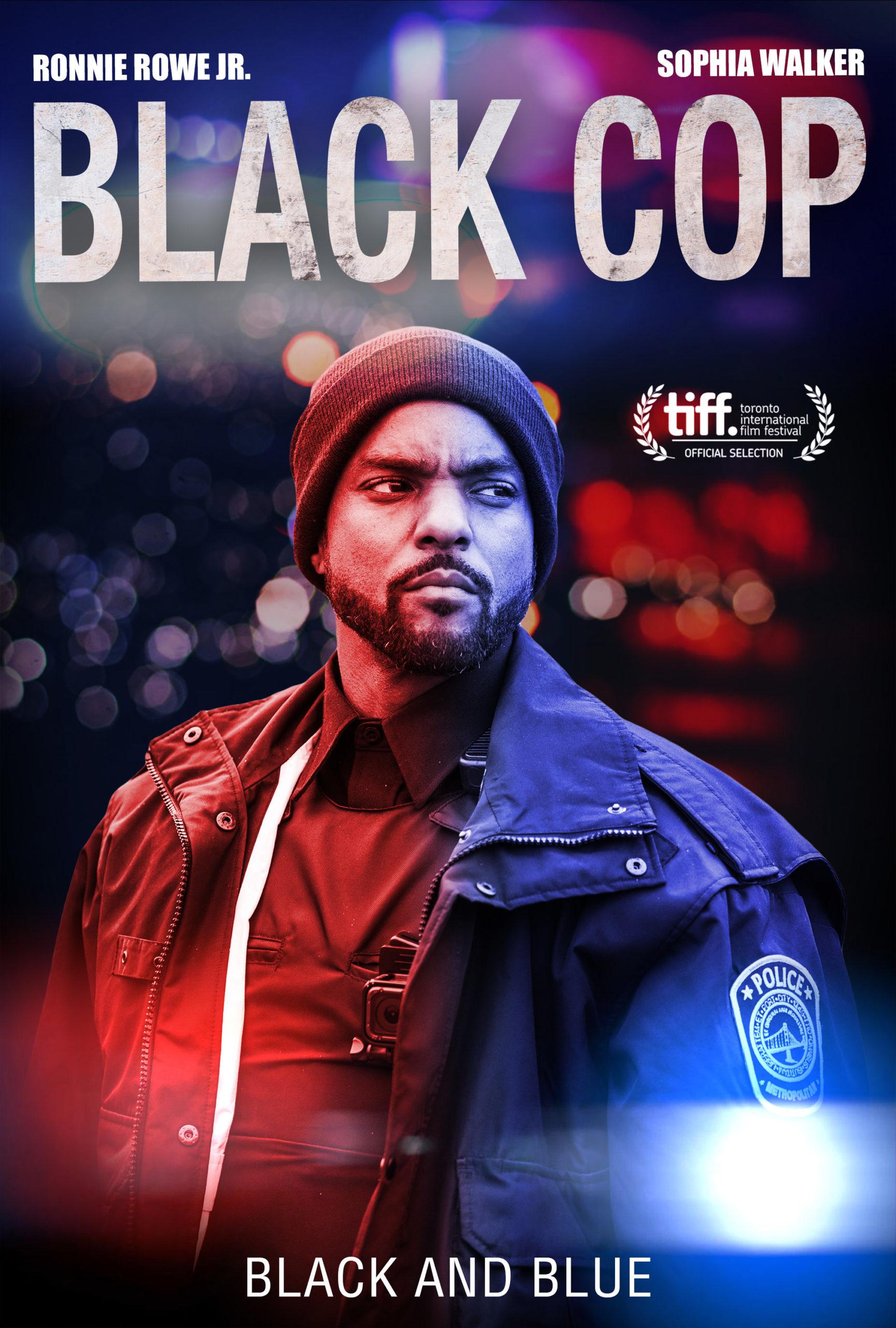 Black Cop film poster
